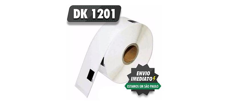 Etiqueta Brother DK 1201 - 1