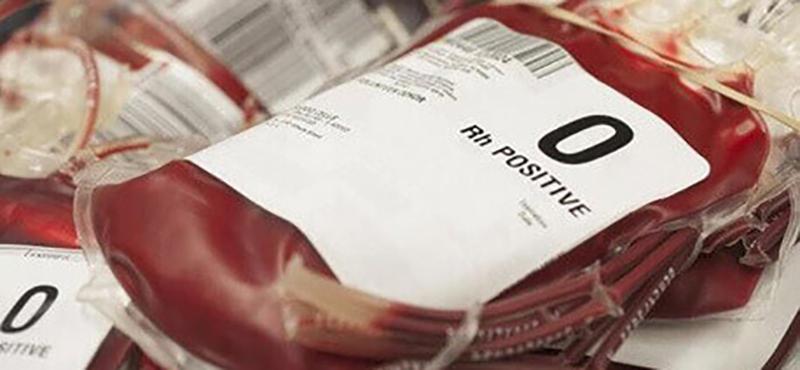 Etiqueta para Bolsa de Sangue - 2