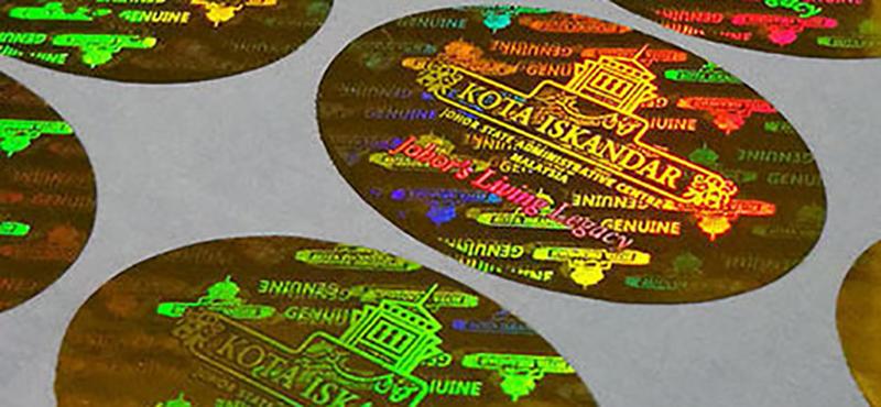 Etiquetas Holográficas - 2