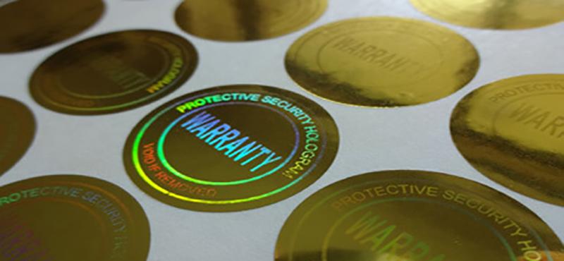 Etiquetas Holográficas personalizadas - 2