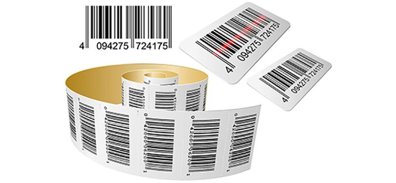 Etiquetas Para Código de Barras - 1