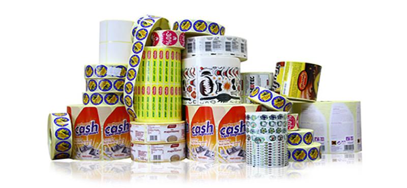 Fabricante de Etiquetas Adesivas - 1