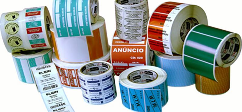 Fornecedor de Etiquetas Auto Adesivas - 1