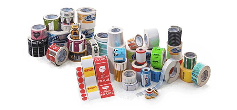 Fornecedor de Etiquetas Auto Adesivas - 2